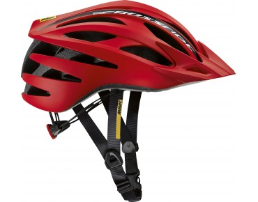 MAVIC CROSSRIDE SL ELITE MTB helmet racing red/black