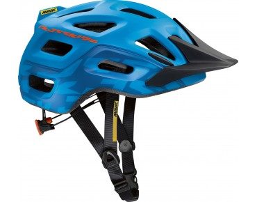 MAVIC CROSSRIDE - casco MTB montana/gerorge orange-x