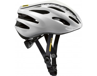 MAVIC AKSIUM road helmet white/black