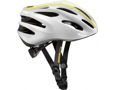 MAVIC AKSIUM road helmet white/colza yellow