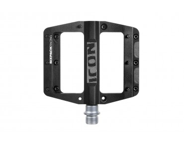 Sixpack Icon pedals black