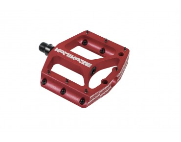 Sixpack Kamikaze pedals red