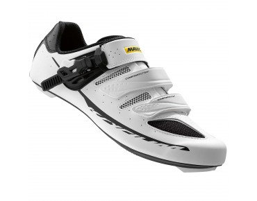 MAVIC KSYRIUM ELITE II MAXI FIT road shoes white/black/black