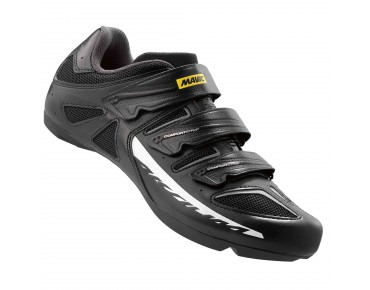 MAVIC AKSIUM Tour bike touring shoes black/white/black
