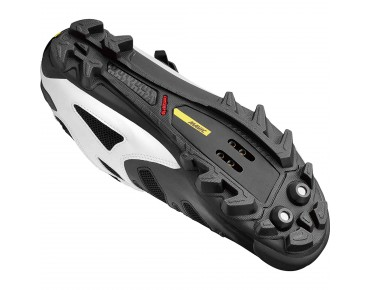 MAVIC CROSSMAX SL PRO MTB-Schuhe black/white/racing red
