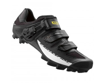 MAVIC CROSSRIDE SL ELITE - scarpe MTB black/white/black