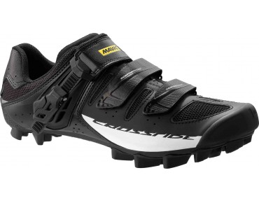 MAVIC CROSSRIDE SL ELITE MAXI FIT MTB-schoenen black/white/black
