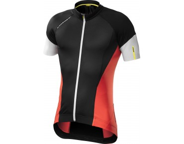 MAVIC COSMIC PRO jersey black/racing red