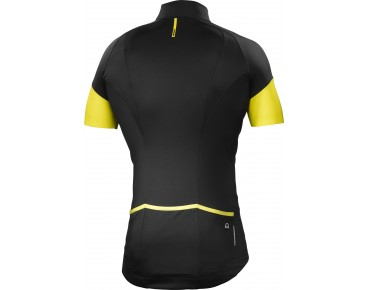 MAVIC COSMIC PRO jersey black/yellow mavic
