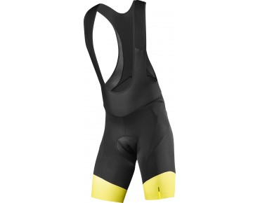 MAVIC COSMIC PRO bib shorts black/yellow mavic