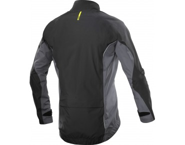 MAVIC SPRINT H2O waterproof jacket black/dark cloud
