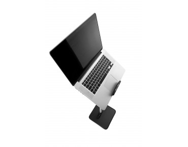 Elite Posa display stand for laptop or tablet schwarz