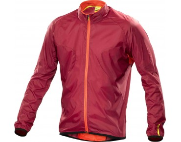 MAVIC AKSIUM Windjacke red/george orange-x