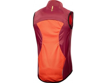 MAVIC AKSIUM vest red/george orange-x
