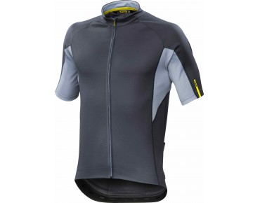 MAVIC AKSIUM Trikot gey denim/ciment blue-x