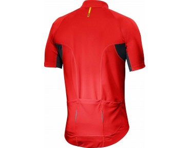 MAVIC AKSIUM jersey racing red/black