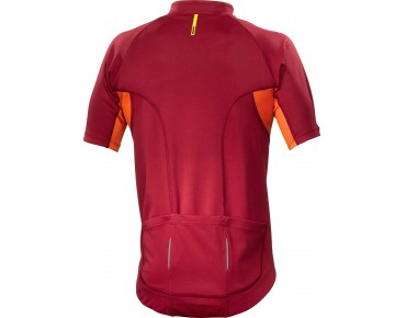 MAVIC AKSIUM jersey red/george orange-x