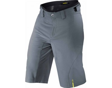 MAVIC CROSSRIDE bike shorts incl. inner shorts grey denim