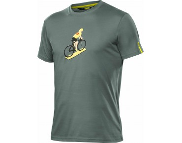 MAVIC LE CYCLIST T-Shirt balsam green