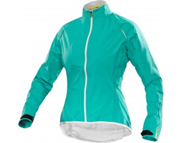 MAVIC KSYRIUM ELITE H2O waterproof jacket for women moorea blue