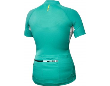 MAVIC KSYRIUM ELITE women's jersey moorea blue