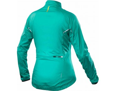 MAVIC AKSIUM women's windbreaker moorea blue