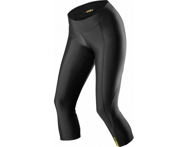 MAVIC AKSIUM women's 3/4-length tights black