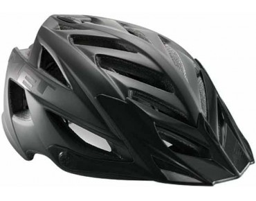 MET TERRA MTB-Helm matt black/red