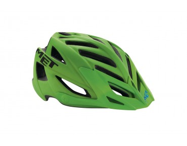 MET TERRA MTB-Helm matt green/black
