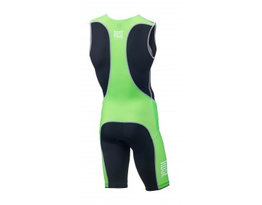 ROSE TRI-SUIT I body black/fluo green