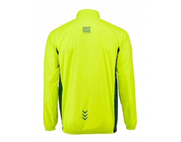 ROSE PRO FIBRE II Windjacke fluo yellow