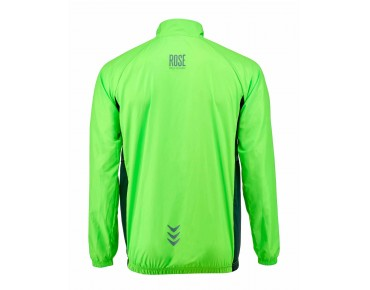 ROSE FIBRE II windjack fluo green