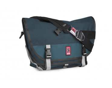 CHROME MINI METRO Messengerbag Indigo/Indigo/Jade