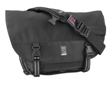CHROME MINI METRO messenger bag All Black