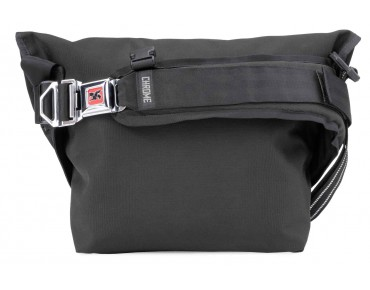 CHROME MINI METRO Messengerbag black/white
