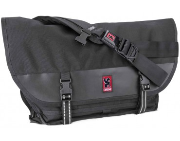 CHROME CITIZEN messenger bag All Black