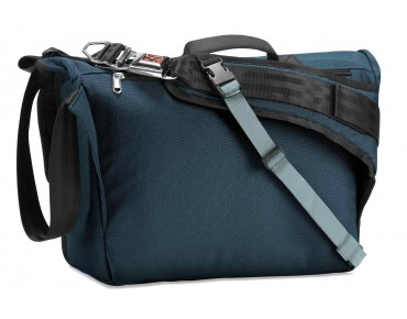 CHROME BURAN messenger bag indigo/indigo/jade