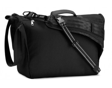 CHROME BURAN Messengerbag All Black