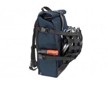 CHROME BARRAGE CARGO bicycle backpack indigo/black