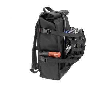 CHROME BARRAGE CARGO bicycle backpack graphite/black