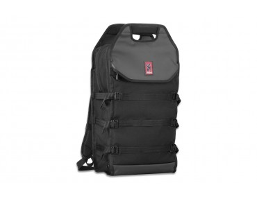 KLIMENT bicycle backpack black/black