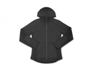 CHROME MEN'S DURAMAP ZIP HOODIE black