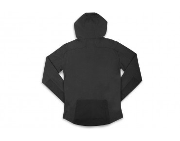 CHROME MEN'S HYBRID HOODIE black