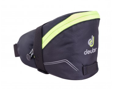 deuter BIKE BAG I saddle bag LTD black/neon lime