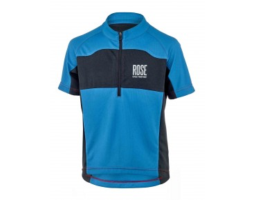 ROSE MOUNTAIN BASIC kids' jersey blue/black