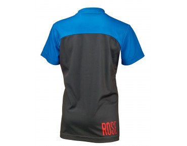 ROSE MOUNTAIN LOGO Kinder Bikeshirt grey/blue