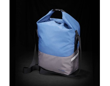 Racktime LIVA pannier berry blue/stone grey