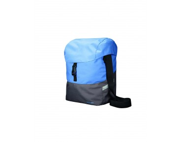 Racktime MARE pannier berry blue/stone grey