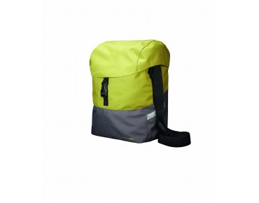 Racktime MARE pannier lime green/stone grey