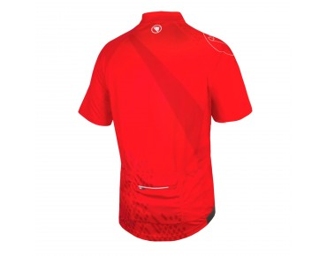 ENDURA HUMMVEE RAY II jersey red